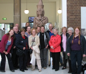 MAES trip to Coventry SG