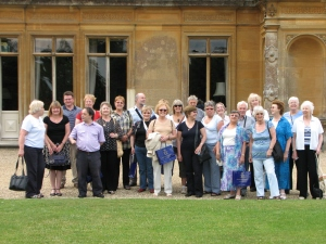 MAES at Highclere